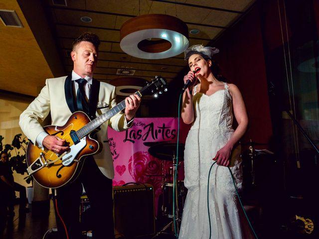 La boda de Jimmy y Gwen en Pinto, Madrid 45