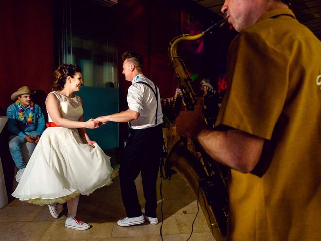 La boda de Jimmy y Gwen en Pinto, Madrid 49