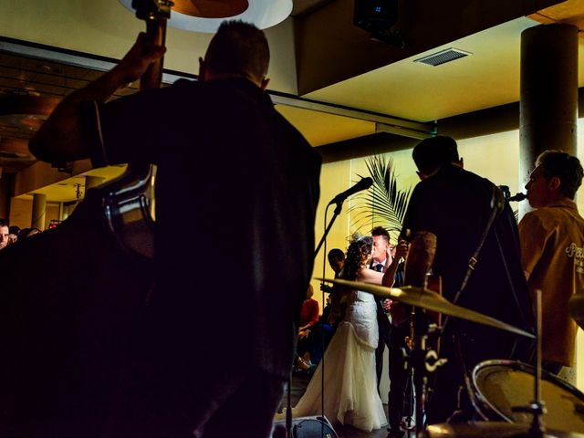 La boda de Jimmy y Gwen en Pinto, Madrid 52