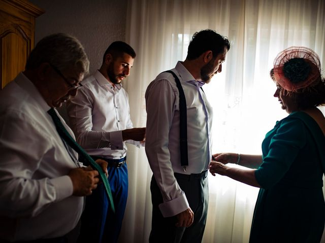 La boda de Isaías y Ana en Piedrabuena, Ciudad Real 4