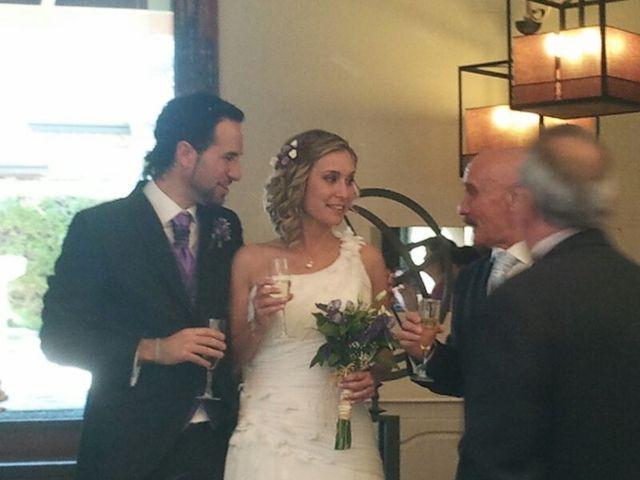 La boda de Gema y Diego en Madrid, Madrid 1