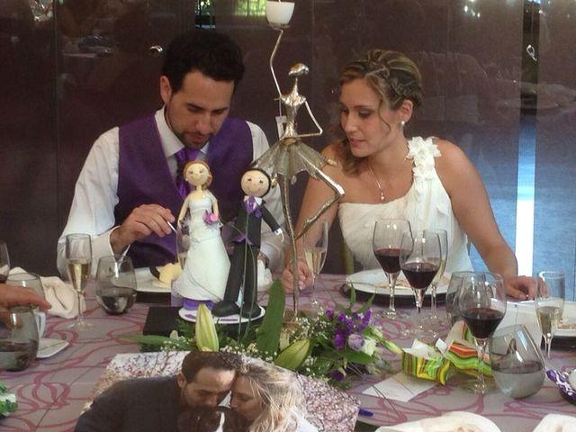 La boda de Gema y Diego en Madrid, Madrid 2