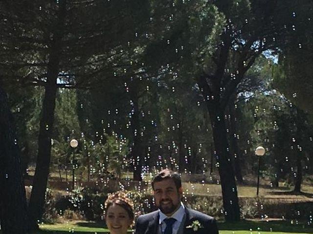 La boda de Cristina y Pedro en Valladolid, Valladolid 2