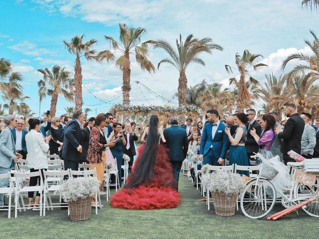 La boda de Xavi y Beatriz en Tarragona, Tarragona 46