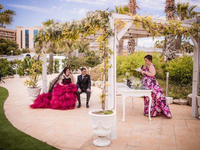 La boda de Xavi y Beatriz en Tarragona, Tarragona 47
