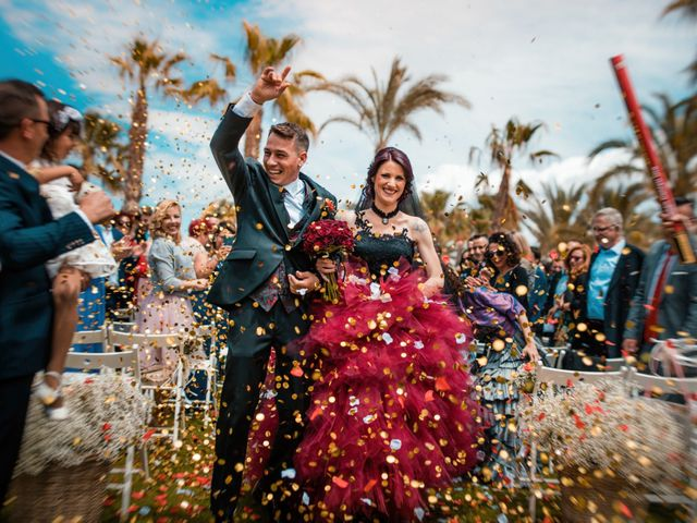 La boda de Xavi y Beatriz en Tarragona, Tarragona 1