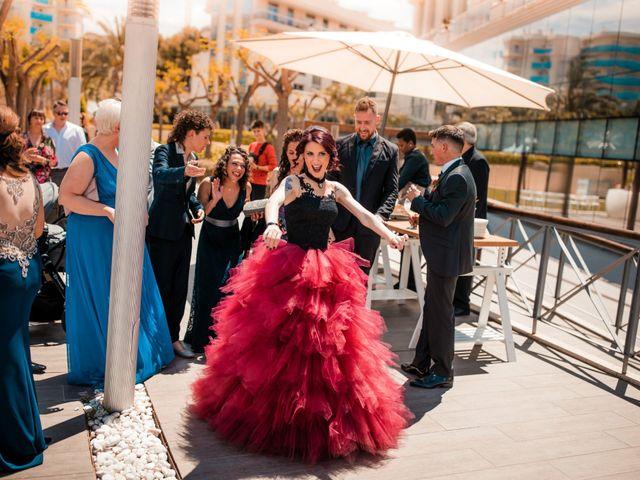 La boda de Xavi y Beatriz en Tarragona, Tarragona 54
