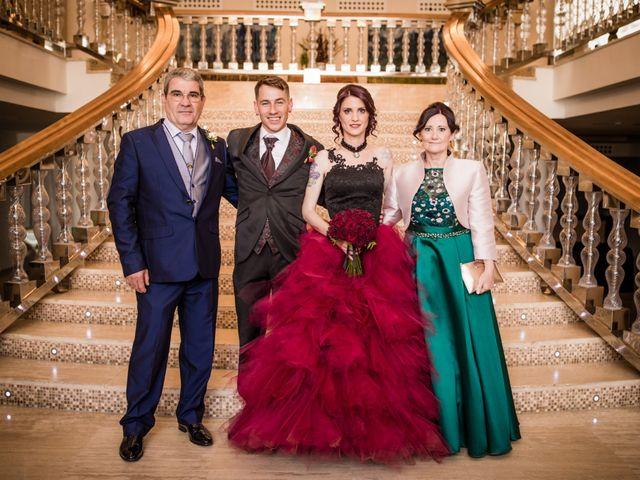 La boda de Xavi y Beatriz en Tarragona, Tarragona 56