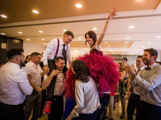 La boda de Xavi y Beatriz en Tarragona, Tarragona 75