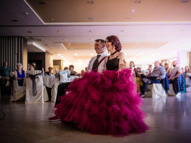 La boda de Xavi y Beatriz en Tarragona, Tarragona 77