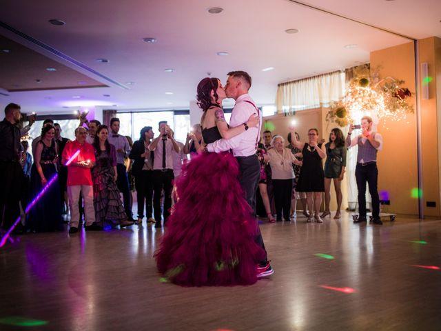 La boda de Xavi y Beatriz en Tarragona, Tarragona 84