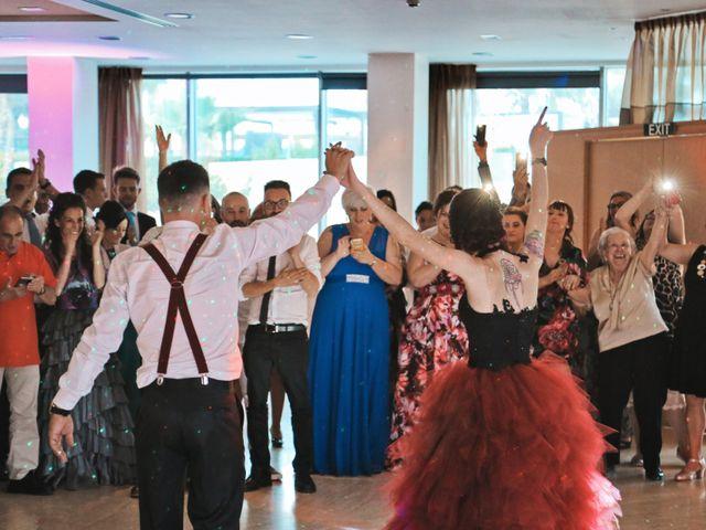 La boda de Xavi y Beatriz en Tarragona, Tarragona 88