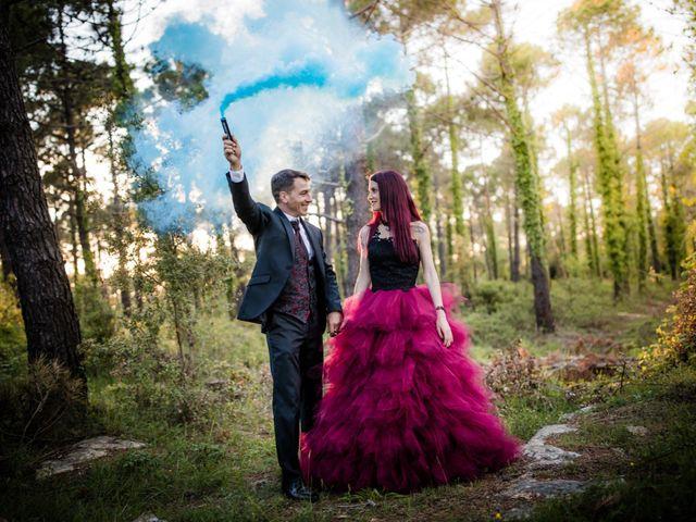 La boda de Beatriz y Xavi