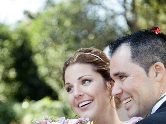 La boda de Albert y Marta en Sant Fost De Campsentelles, Barcelona 2