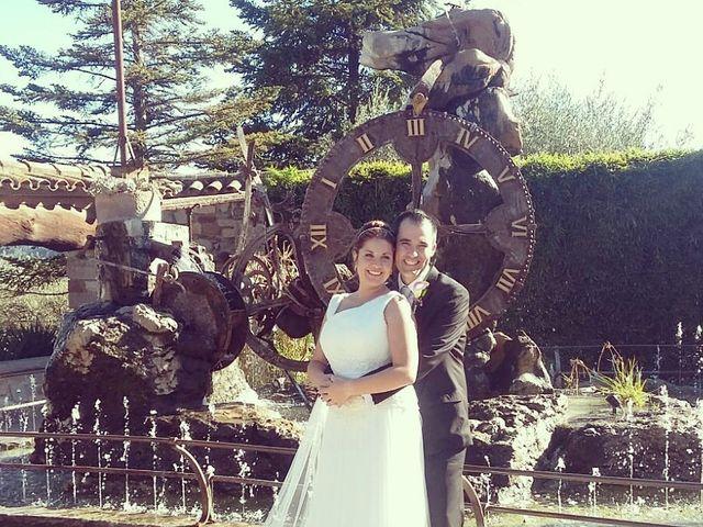 La boda de Albert y Marta en Sant Fost De Campsentelles, Barcelona 3