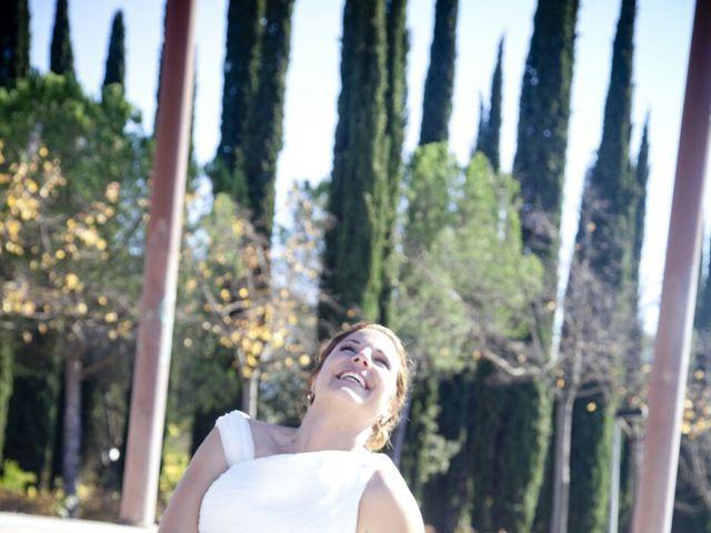 La boda de Albert y Marta en Sant Fost De Campsentelles, Barcelona 5