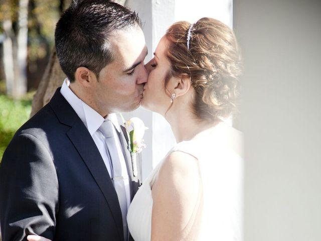 La boda de Albert y Marta en Sant Fost De Campsentelles, Barcelona 6