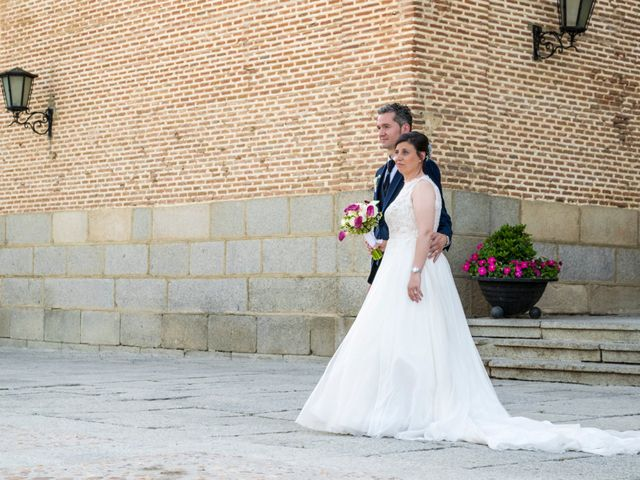 La boda de Pilar y Jesús en Peñaranda De Bracamonte, Salamanca 16