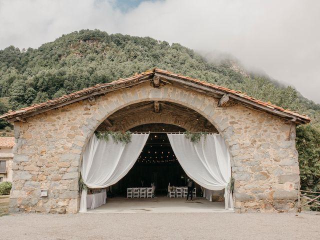 La boda de Oriol y Ari en Vidra, Girona 2