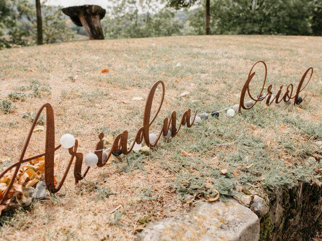 La boda de Oriol y Ari en Vidra, Girona 4