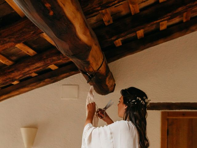 La boda de Oriol y Ari en Vidra, Girona 10