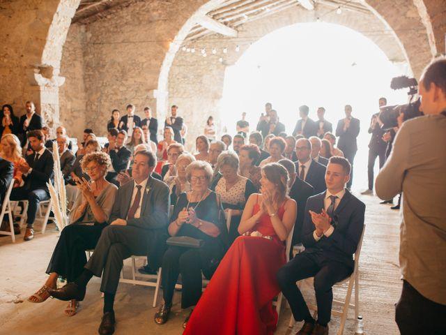 La boda de Oriol y Ari en Vidra, Girona 20