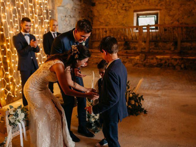 La boda de Oriol y Ari en Vidra, Girona 22