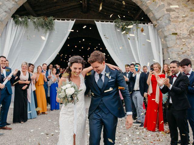 La boda de Oriol y Ari en Vidra, Girona 23