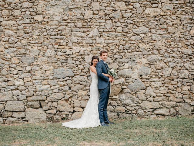 La boda de Oriol y Ari en Vidra, Girona 24