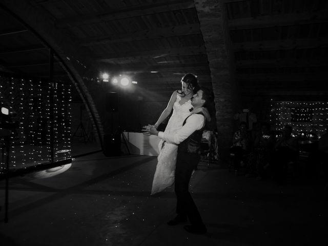 La boda de Oriol y Ari en Vidra, Girona 35
