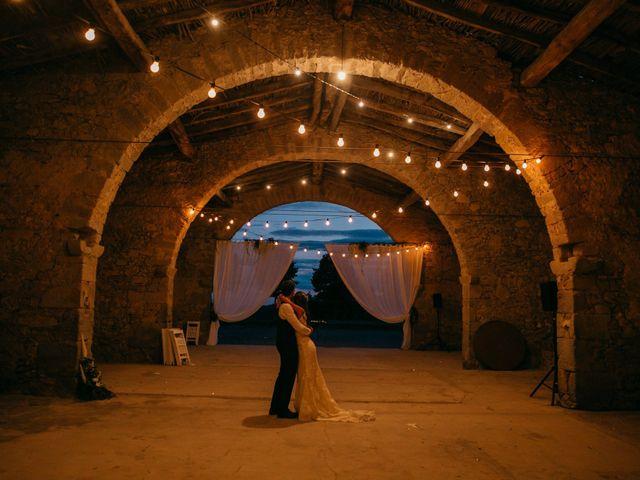 La boda de Ari y Oriol