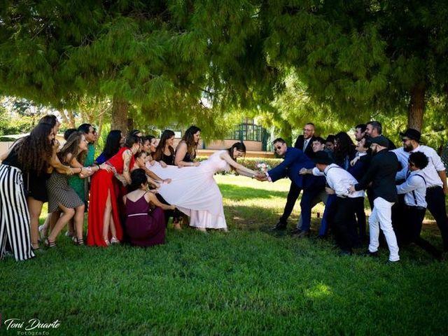 La boda de Petar y Mar en Rafelbunyol/rafelbuñol, Valencia 3