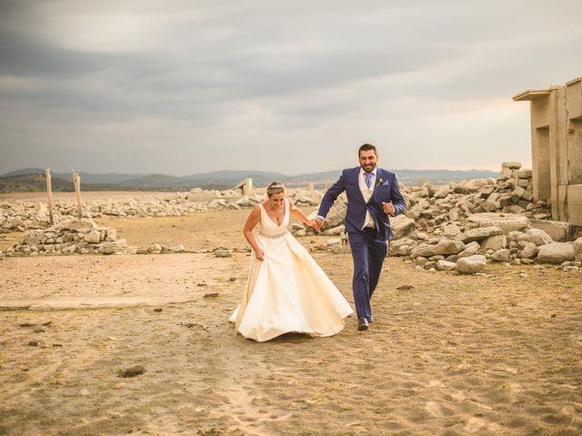 La boda de Roberto y Merche en Peraleda De La Mata, Cáceres 2