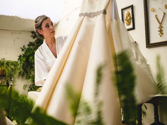 La boda de Roberto y Merche en Peraleda De La Mata, Cáceres 9