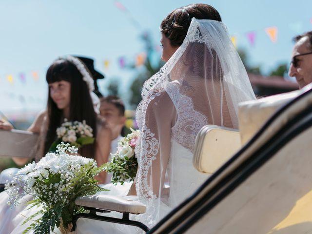La boda de Ruben y Yenia en Vilarnaz, Orense 2