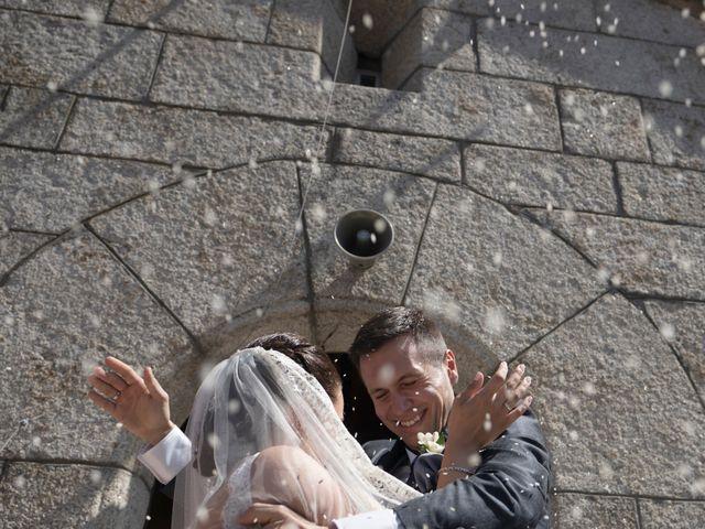La boda de Ruben y Yenia en Vilarnaz, Orense 4