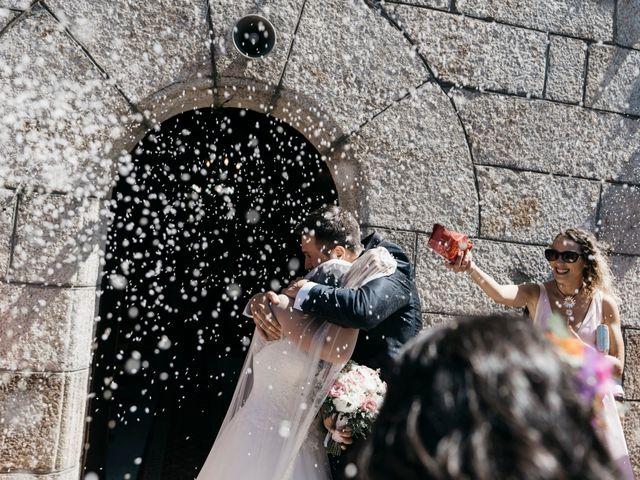 La boda de Ruben y Yenia en Vilarnaz, Orense 5