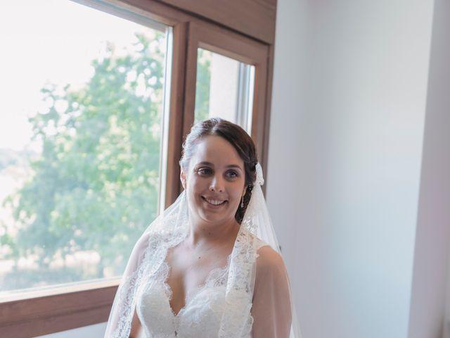 La boda de Ruben y Yenia en Vilarnaz, Orense 8