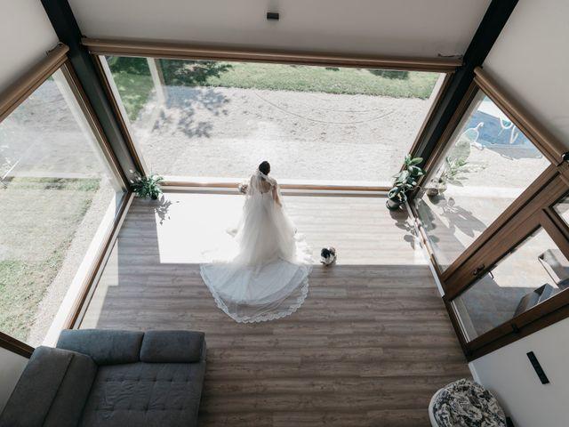 La boda de Ruben y Yenia en Vilarnaz, Orense 9