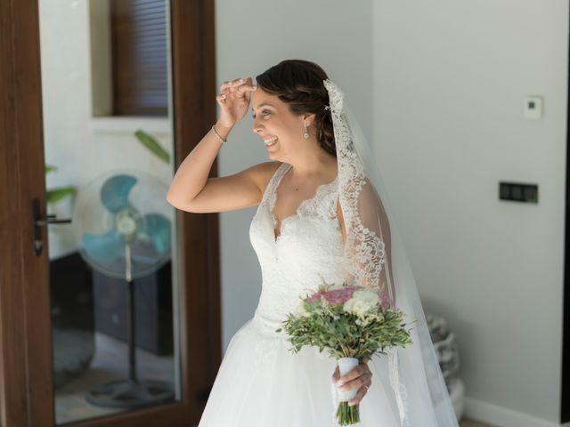 La boda de Ruben y Yenia en Vilarnaz, Orense 11