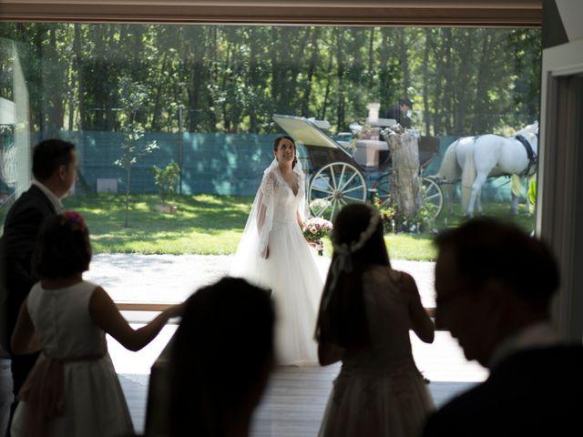 La boda de Ruben y Yenia en Vilarnaz, Orense 12