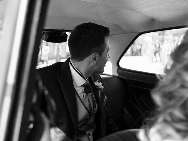 La boda de Ruben y Yenia en Vilarnaz, Orense 17