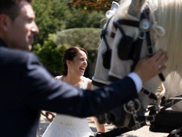La boda de Ruben y Yenia en Vilarnaz, Orense 34
