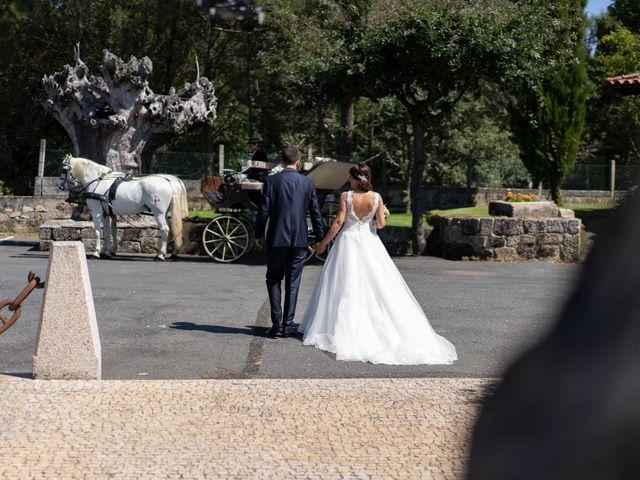 La boda de Ruben y Yenia en Vilarnaz, Orense 36