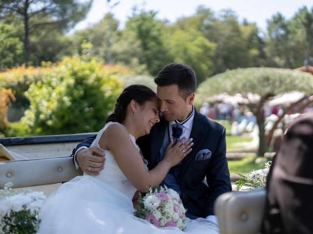 La boda de Ruben y Yenia en Vilarnaz, Orense 37