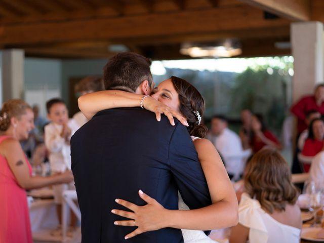 La boda de Ruben y Yenia en Vilarnaz, Orense 40