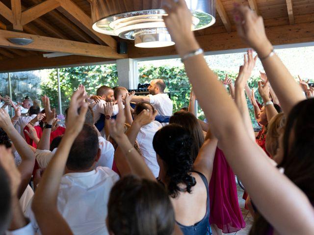 La boda de Ruben y Yenia en Vilarnaz, Orense 41