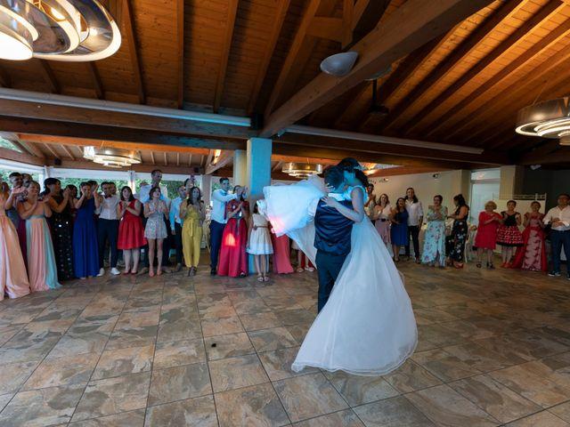 La boda de Ruben y Yenia en Vilarnaz, Orense 42