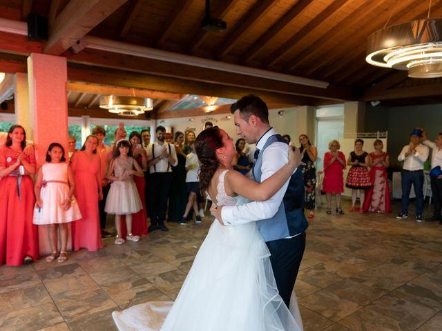 La boda de Ruben y Yenia en Vilarnaz, Orense 43