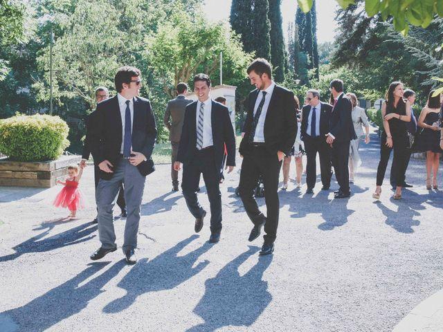La boda de Pau y Mireia en Vallfogona De Riucorp, Tarragona 70